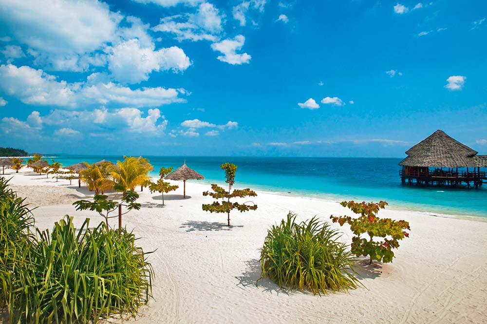 Nungwi Beach, Zanzibar Island, Tanzania.