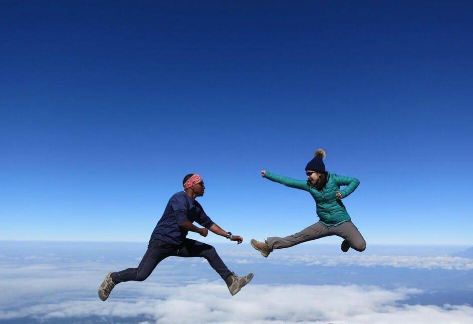 Kilimanjaro — Climbing Mount Kilimanjaro with the Kilimanjaro Heroes