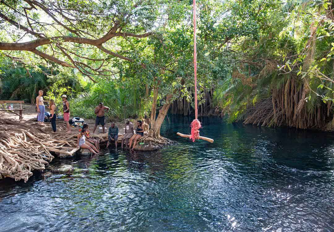 Kikuletwa Hot Volcanic Springs